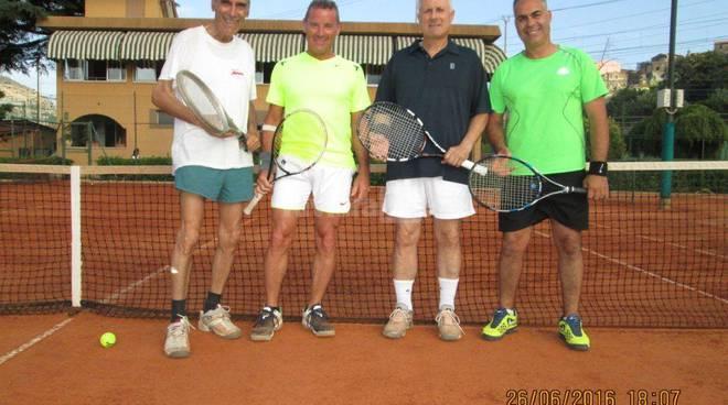 """riviera24 - Torneo di tennis """"Doppio Giallo"""" al TC Ventimiglia"""