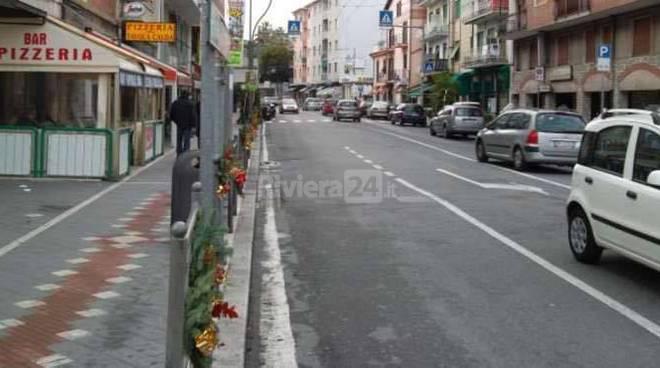 Sanremo la zona est al buio probabile guasto della rete - Enel richiesta interramento linea ...