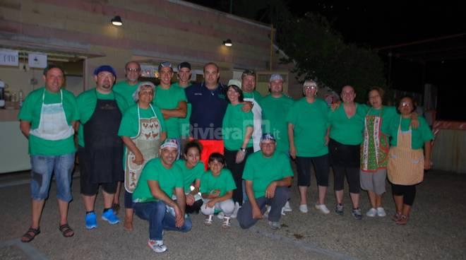 Camporosso festa Croce Verde Intemelia