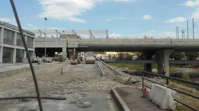 cantiere torrente impero