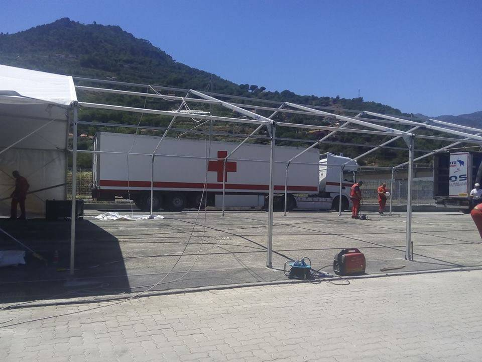 Croce Rossa Parco Roja