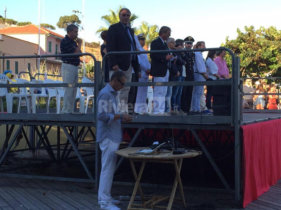 """riviera24 - A Santo Stefano al Mare il mondiale di vela 420 entra nel vivo. Sindaco Di Placido: """"soddisfatti e orgogliosi"""""""