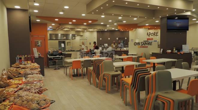 riviera24 - Ad Arma di Taggia il gusto scende in tavola con il nuovo self-service Conad