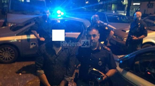 riviera24 - Arrestato passeur