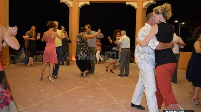 Riviera24 - Bordighera, Milonga ''A EVITA''