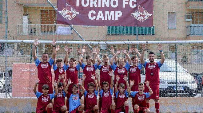 riviera24 - City Camp organizzato dal Torino FC a Vallecrosia