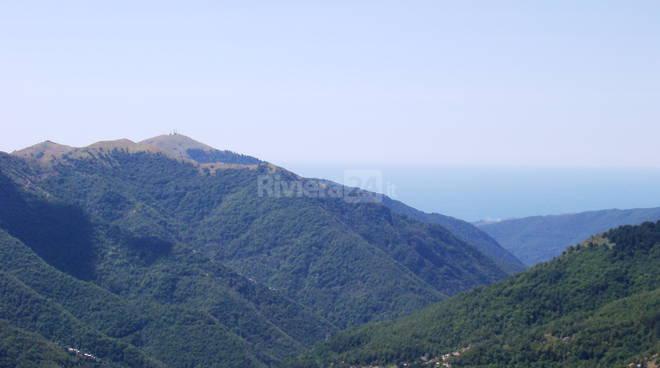 Riviera24 – Dolcedo, Monte Faudo