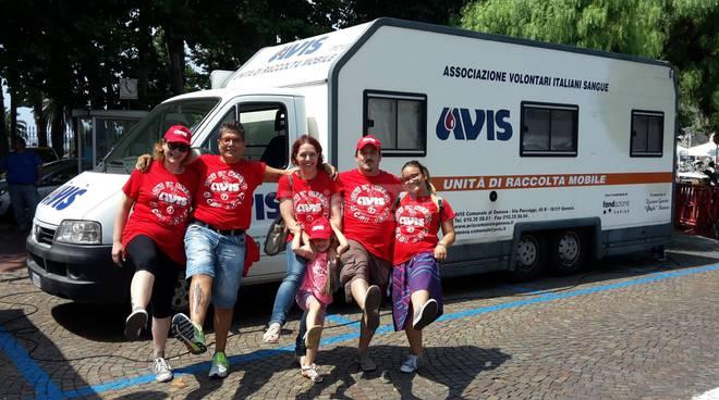 riviera24- donazione sangue avis imperia