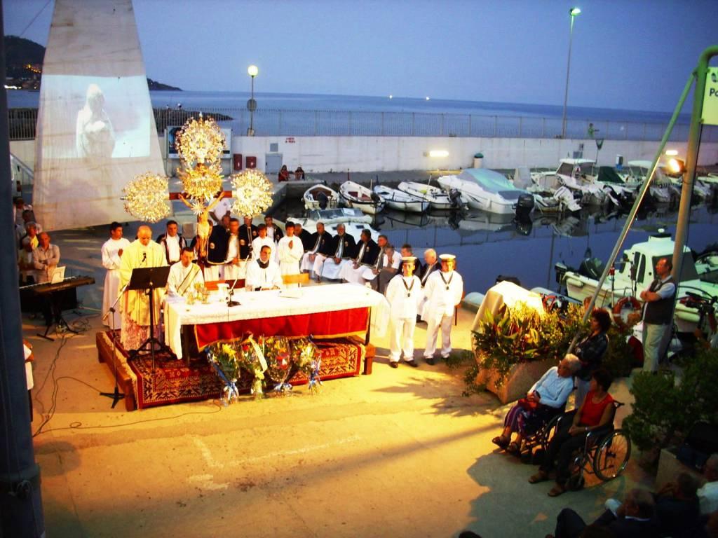 riviera24 -  Festa patronale della Madonna del Carmine