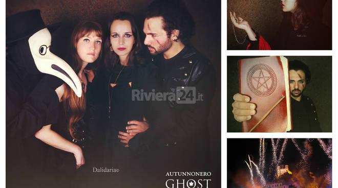 riviera24 -  Ghost Tour di Autunnonero a Dolceacqua