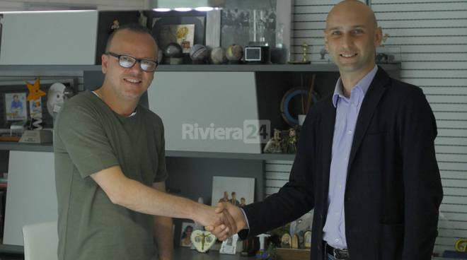 riviera24 - Gigi D'Alessio e Davide D'Atri