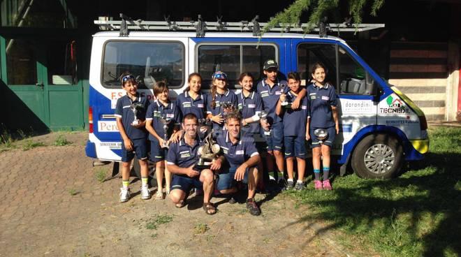 riviera24 - Giovanissimi della ciclistica Bordighera
