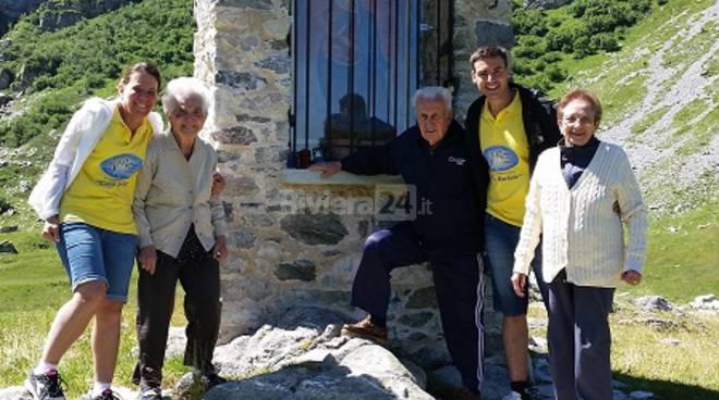 """riviera24 - """"Gita al rifugio Mondovì e tanti eventi estivi"""" per gli ospiti della residenza Casa Rachele"""