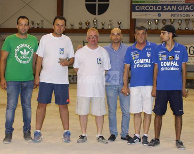 riviera24 - Imperia, la gara internazionale di Petanque
