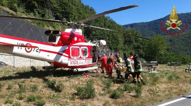 riviera24 - incidente acquetico