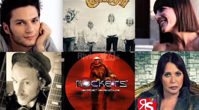 riviera24 - Le interviste di Radio Sanremo dedicate alla musica italiana