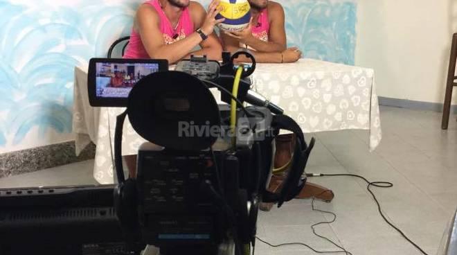 riviera24 - Macs Saccaro e Christian Ginulla