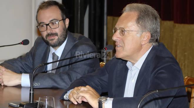 """riviera24 -  Marcello Sorgi a """"Una sera con i Martedì Letterari"""""""