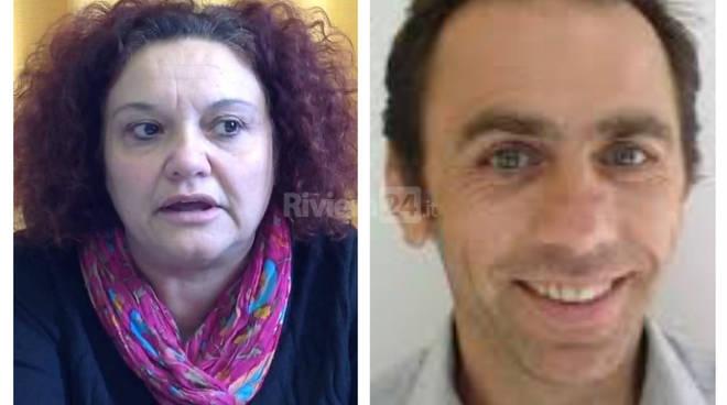 riviera24 - Milena Speranza e Tiziano Tomatis
