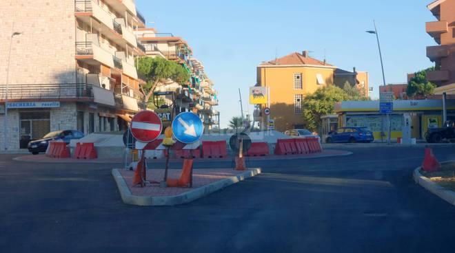 riviera24 - Rotonda a San Bartolomeo al mare