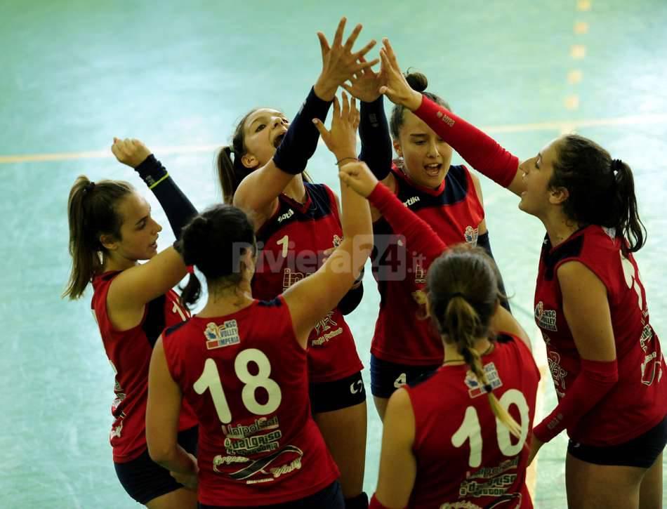 riviera24 -  San Camillo Volley Imperia Unipol Sai