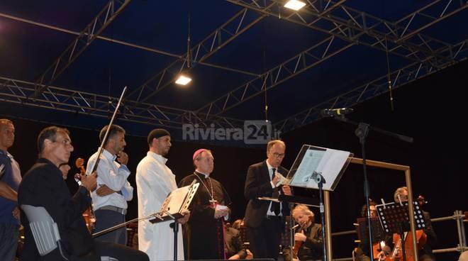 Riviera24, Sanremo, concerto vittime di Nizza