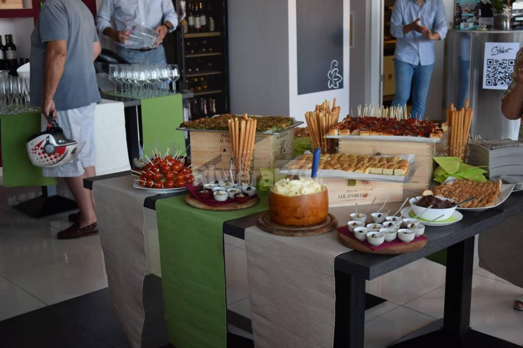 Riviera24  - Sanremo, Crikkot, inaugurazione