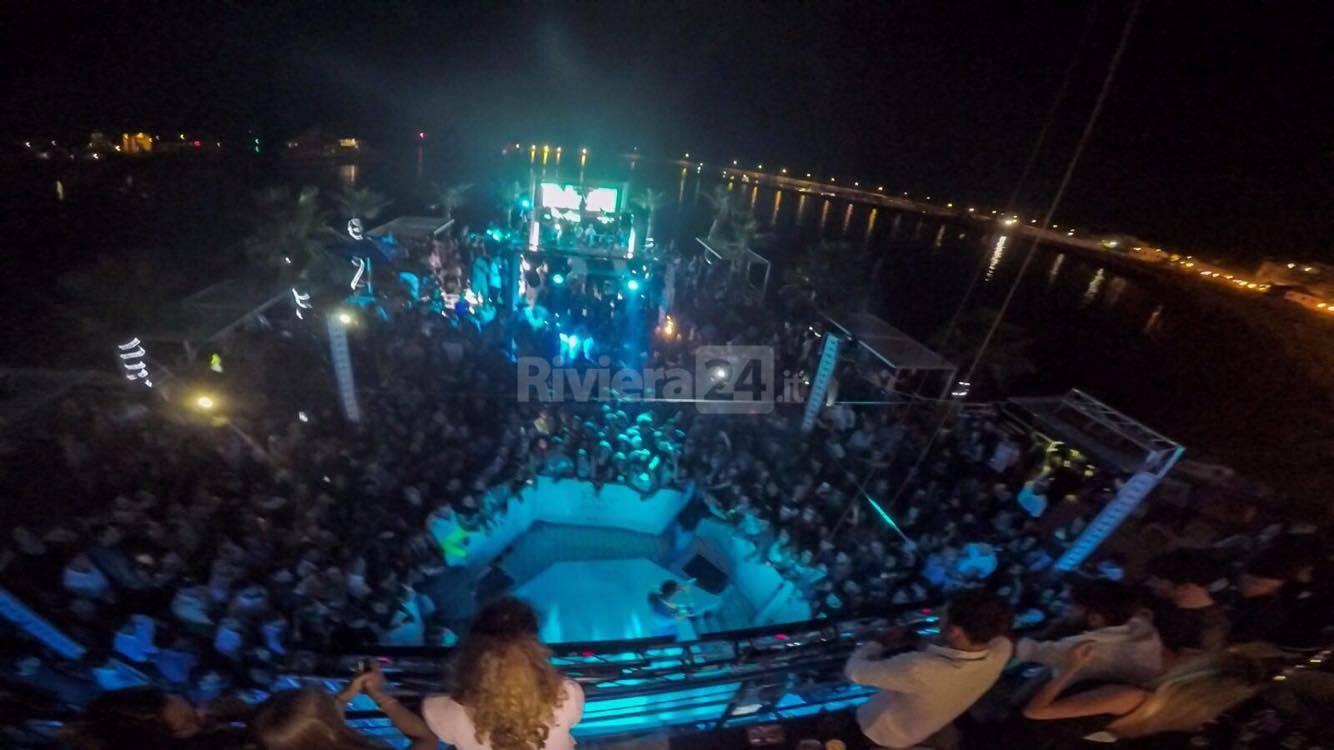 Riviera24 – Sanremo, Marracash al Bay Club