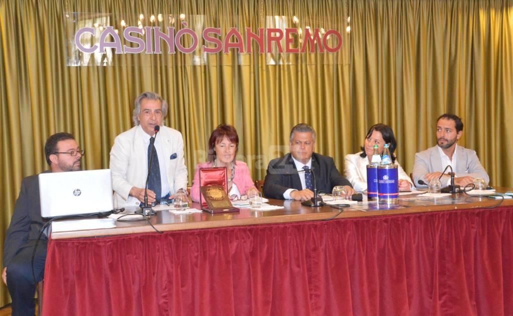 """riviera24 - Sanremo, presentazione del """"Sole d'Oro"""" di Clizia"""