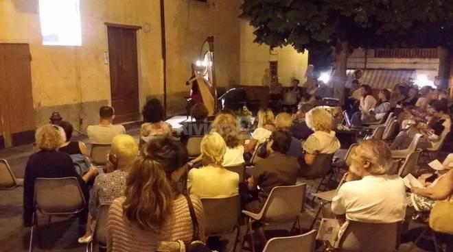 Riviera24 - Taggia, Appunti Sonori, Fiorella Bonetti