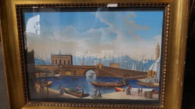 riviera24 - Trasportavano oggetti d'arte in Francia