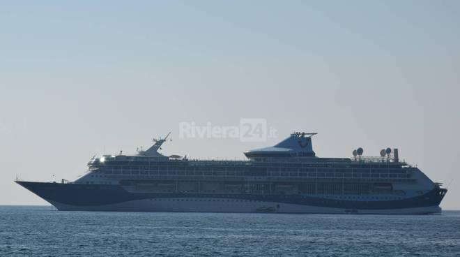 Riviera24 – Tui Discovery, Nave, Sanremo