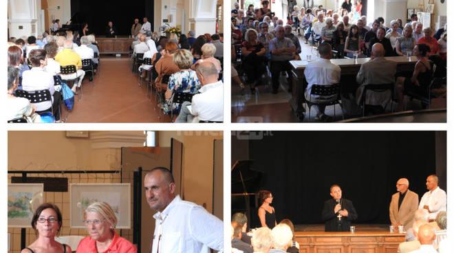 """riviera24 - """"Viaggiando in Riviera: disegni e racconti di frontiera"""" a Bordighera"""