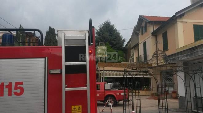 riviera24 - vigili del fuoco el patio
