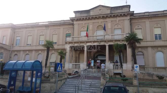 Sanremo ospedale Borea tunnel collegamento monoblocchi