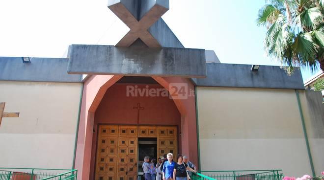 Ventimiglia musulmani chiesa san Nicola