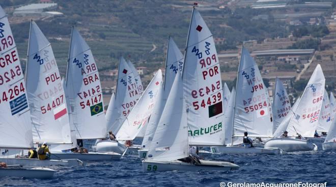 Yacht Club Sanremo equipaggi 420 World Championship