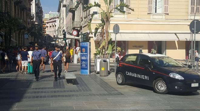 carabinieri sanremo