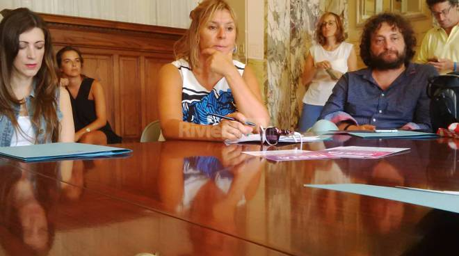 Conferenza stampa Festa della Città Sanremo