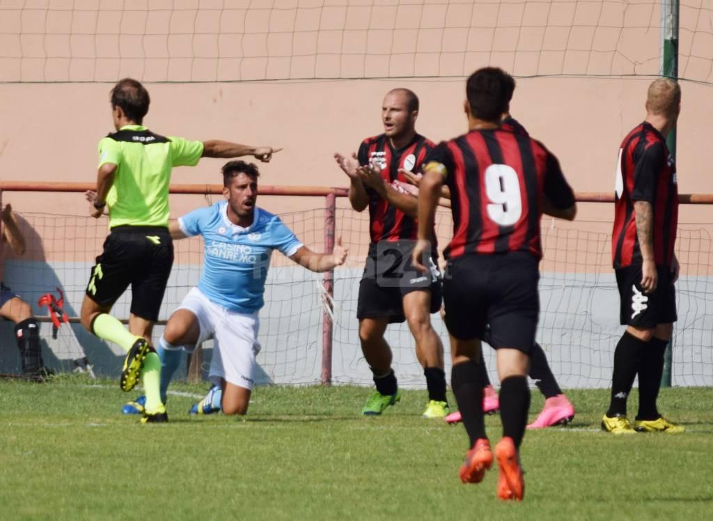 Coppa Italia Serie D, le immagini di Argentina - Sanremese