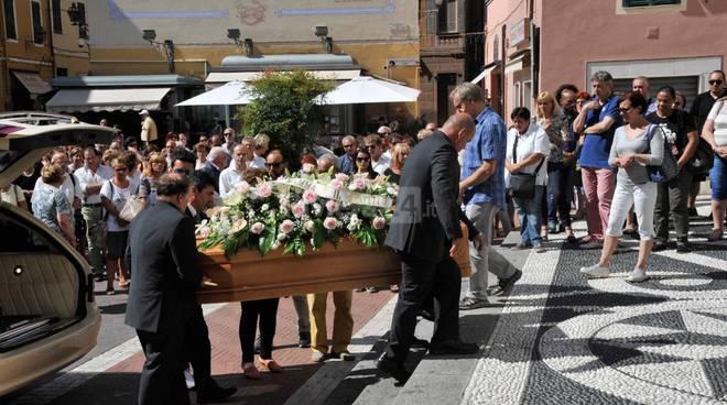 funerale elena ribaldone