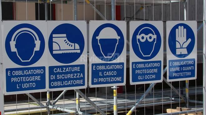 prevenzione lavori