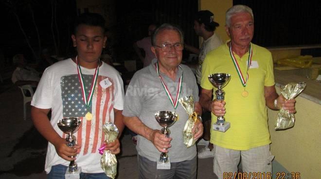 """riivera24  Torneo delle """"casseruole"""" sui campi della Bocciofila di Roverino"""