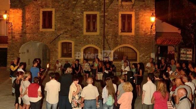 """riviera 24 - Costarainera """"Notte nel borgo 2016 agosto"""