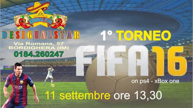 riviera24 - 1° Torneo Fifa16 al DesigualStar