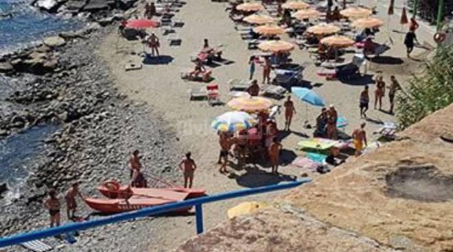 riviera24 - 118 spiaggia soccorsi morto