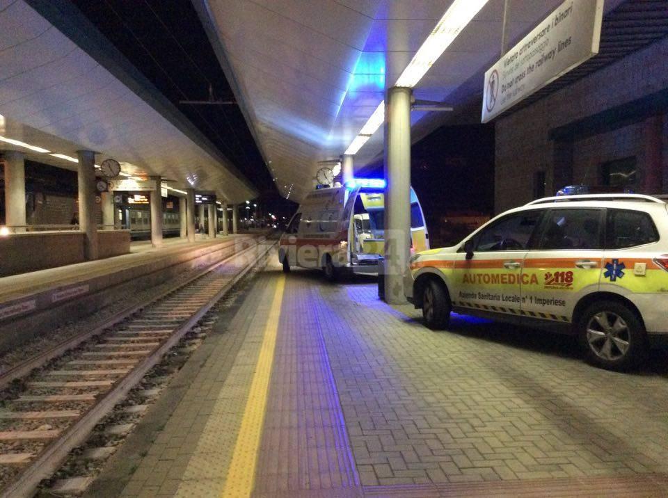riviera24 - 118 taggia automedica ambuanza