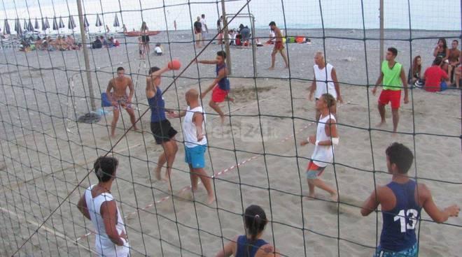 riviera24 -  3° Torneo di beach-handball