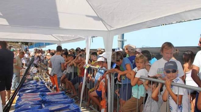 riviera24 - 64esima edizione della gara di pesca Pierin e Martin Pescatore