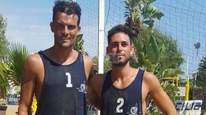 Riviera24 - Beach volley Carmelo drago